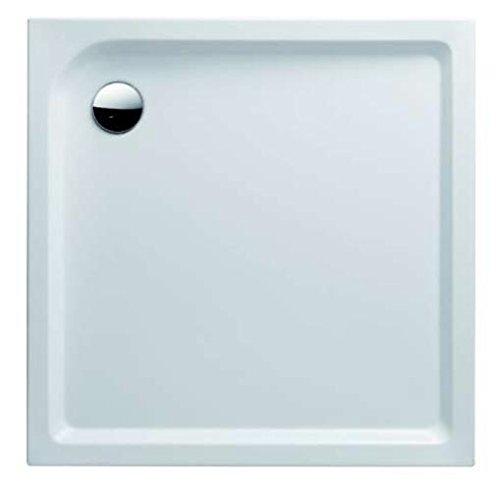 Keramag Duschwanne iCon 100x100cm weiß(alpin)
