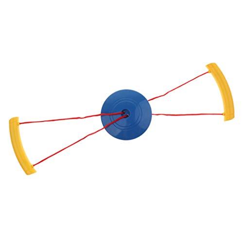 F Fityle Arm Expander für Kinder Entwicklungs Übung Spielzeug - Blau