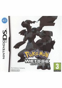 Pokemon DS Weiß Edition -PEGI- AT