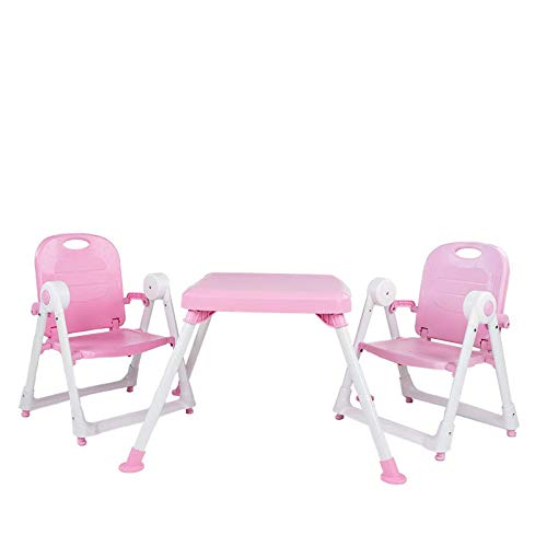 ZOE Munchkin Party Set – Table and Chair Set for Kids – Portable, Multipurpose, Easy to Clean