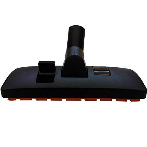 Maxorado Brosse d'aspirateur combinée compatible avec Miele Original SBD 285-2 285-3 265-3 650 SBD285 DB265 SBD650 Brosse d'aspirateur Complete Compact Classic Blizzard Swing H1 C1 C2 C3.