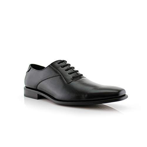 Ferro Aldo Jeremiah MFA19277APL Men's Dress Shoes for Work or Daily Wear Black 9.5