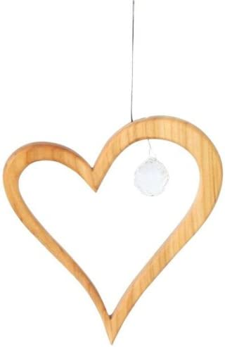 Holz Spiel Art Max 79% OFF Wooden Heart with Decoration Window 5