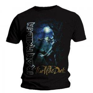 Iron Maiden - T-Shirt - Fear Of The Dark Tree Sprite