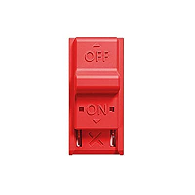 Tools Rcm Clip Short Connector for Nintendo Switch Archive Modification Joycon Jig Dongle Not 3D-Printed Version (Red)