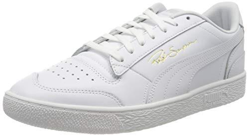Puma Unisex-Erwachsene Ralph Sampson Lo Sneaker, Weiß (Puma White Puma White Puma White), 39 EU
