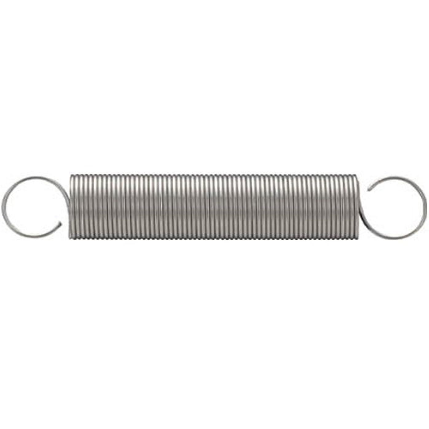 形状関連付けるリマTRUSCO(トラスコ) 引張コイルばね D6.3×d0.55×L20.5 20個入 TES630-055-205