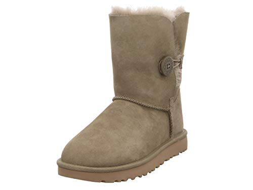 UGG Women's Bailey Button Ii, Antilope, 40 EU