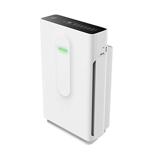 electriQ EAP500HC 7 Stages Air Purifier with HEPA Filter & Air Quality Sensor