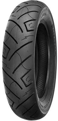 130 90B-16 High quality new 73H Shinko 777 H.D. Tire Motorcycle Wall Black Branded goods Rear