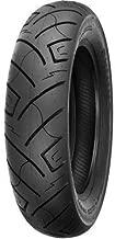 180/65B-16 (81H) Shinko 777 H.D. Rear Motorcycle Tire Black Wall for Harley-Davidson Road King FLHR/I 2009-2018