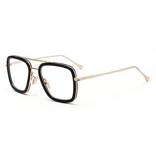 LUOXUEFEI Gafas De Sol Gafas De Sol Cuadradas Para Hombre Gafas De Sol Masculinas Para Mujer Parasol De Verano