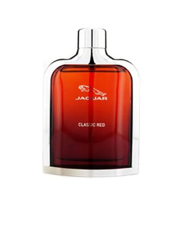 読むエキサイティングオッズJaguar Classic Red (ジャガー クラシック レッド) 3.4 oz (100ml) EDT Spray for Men