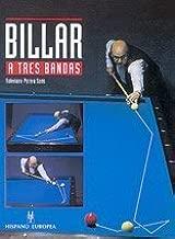 Billar a tres bandas / Three-cushion Billiards Spanish Edition by ...