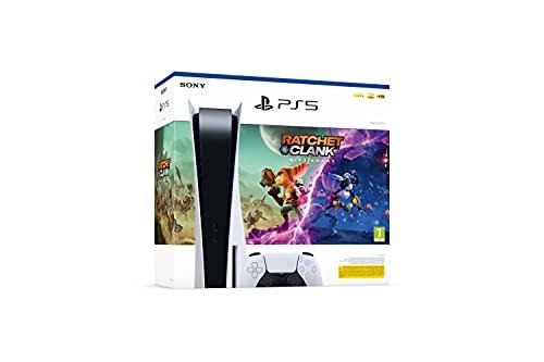 Bundle Sony PlayStation 5 + Ratchet & Clank: Rift Apart