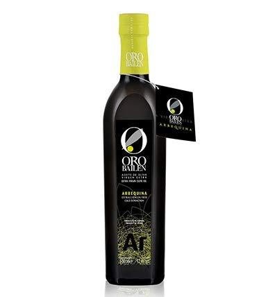 Aceite de Oliva Extra Virgen - Categoria Superior - ORO BAILEN - Cosecha 2020/2021 - 500 ml - Arbequina
