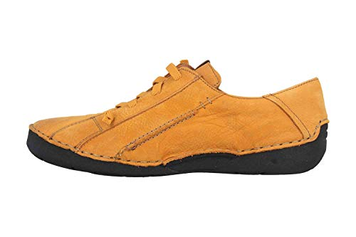 Josef Seibel Damen Fergey 87 Sneaker, Safran, 40 EU