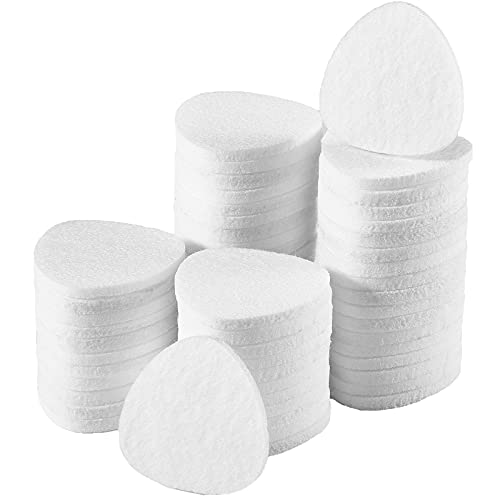 100 Pieces Essential Oil Refill Pad Replacement Refill Pads for...