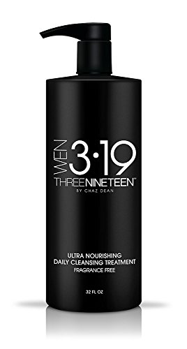 wen hair products WEN 319 Fragrance Free Daily Cleansing Treatment, 32 fl. oz.