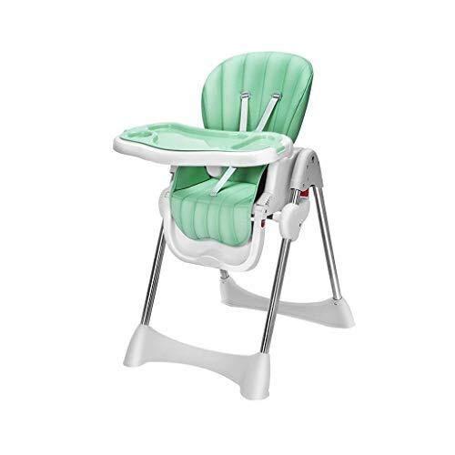 YDHYYDQCFJL Baby Hoge Stoel - Baby Eetstoel Baby Kinderstoel Verstelbare Voeding Stoel Booster Recline Opvouwbaar