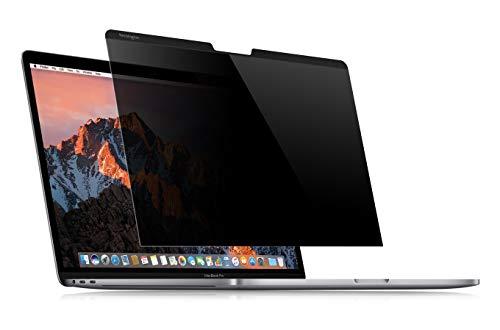 Kensington K64490WW Laptop Blickschutzfilter für Apple MacBook Pro 13 Zoll - Reduzierung von Blendwirkung und blauem Licht, Nahtlose Befestigung an MacBook Bildschirmen, GDPR-konform