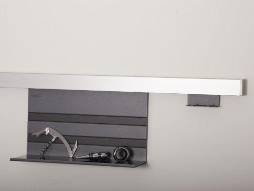 Linero 2000 Profilleiste 1500 mm Alu-Finish