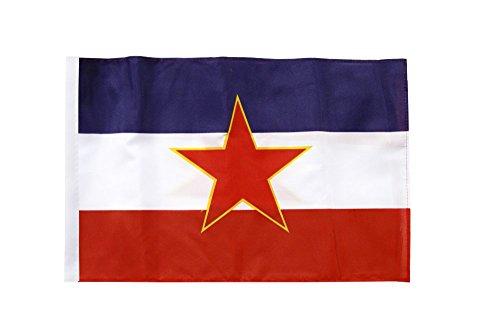 Flaggenfritze® Flagge Jugoslawien alt - 30 x 45 cm
