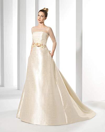 Vestido de Novia Modelo POLAINA