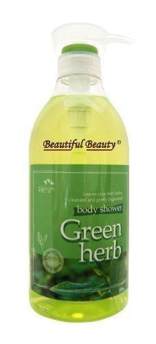 SOMANG GREEN HERB BODY SHOWER 750ml by THE FLOWER MEN