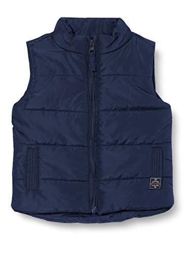 ZIPPY ZTB0101_470_6 Vest, Black Iris 19-3921 TC, 12-18 meses para Bebés