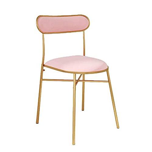 TTWUJIN Soffbord skrivbord nitur hushåll fåtölj, café guld gyllene semester sovrum byrå mångsidig fåtölj stol kaffe heminredning, D