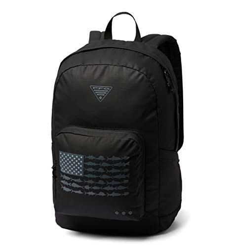 Columbia Unisex PFG Zigzag 22l Backpack, Black, One Size