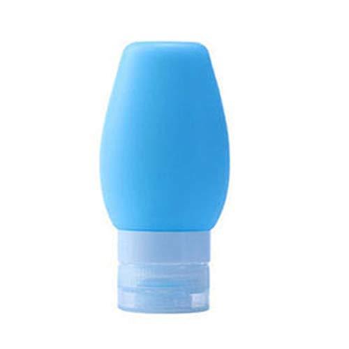 Bouteille de Voyage en silicone cosmétiques Shampooing Gel Douche squeeze Voyage Emballage Bouteille Set lavage Emballage Soins de la peau Lotion Portable