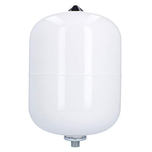 IBAIONDO Membran Ausdehnungsgefäß Heizung 8L | Trinkwasser Druckausdehnungsgefäß Ausgleichsbehälter Überdruckventil Zentralheizung Expansionsbehälter 10 Bar Arbeitsdruck Sanitärgefäß Heizgefäße