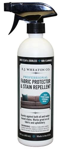E.J. Wheaton Co. Fabric Protector, Stain Repellent...