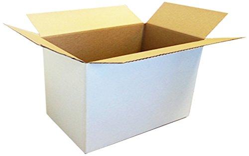 Kartonnen doos resistent twee golven microtriplo cm 35 x 12 x 35 conf + flessenhouder van polystyreen conf. 3 stuks