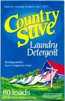 Country Save All Natural Laundry Detergent 5 lb Box (Pack of 2)