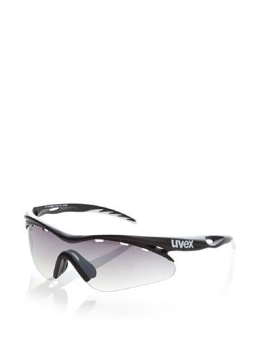 Uvex Sportbrille Crow Pro Small Sonnenbrille, black mat