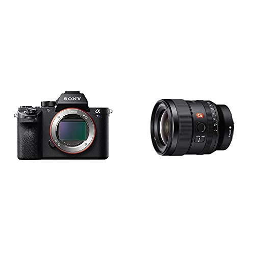 Sony Alpha 7S III Full-Frame Mirrorless Camera with Sony E-Mount FE 24mm F1.4 GM Full Frame Wide-Angle Prime Lens (SEL24F14GM), Black