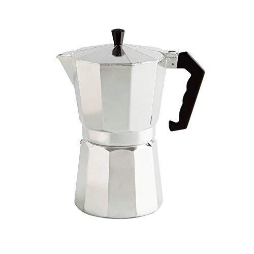 Quid Easy Coffee Cafetière en Aluminium pour Induction 3 Tasses
