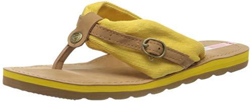 s.Oliver Damen 5-5-27122-34 Pantoletten, Pink (Yellow 600), 38 EU