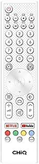 CHiQ TV Classic Remote Control , Fit For all CHiQ TV Smart- LCD- LED