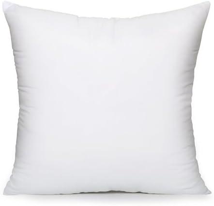UniikStuff Mini Max 84% OFF Small 9x9 Inser Raleigh Mall Insert Hypoallergenic Pillow