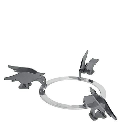 'Smeg kpdsn60b 4sintética–abstell parrillas 'pájaros Cocina portador 60cm hobs