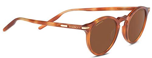 Serengeti Raffaele-8953-48 - unisex Gafas de sol - Shiny Caramel