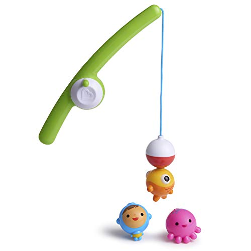 Munchkin Fishin' toy is a popular tub toy for toddlers