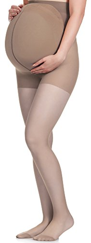 Merry Style Umstandsstrumpfhose MS-108 20 DEN (Smoky, S (32-36))