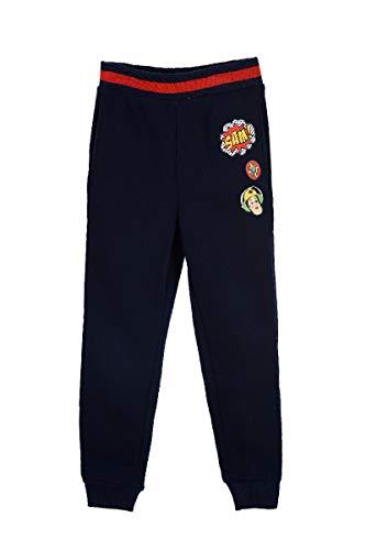 Feuerwehrmann-Sam Jungen Jogginghose Hose (Dunkelblau, Größe 98)
