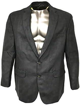 Ralph Ralph Lauren Men s Blazer Faux Leather Two Button Jackets 40 Short Black Nova 12 product image