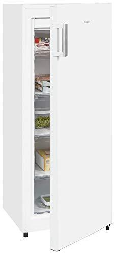 Exquisit Gefrierschrank GS231-NF-H-010E weiss | Standgerät | 147 l Volumen | Weiß